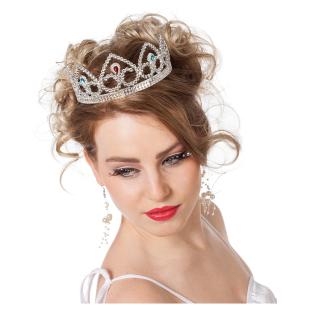Diadem Prinzessin, silber