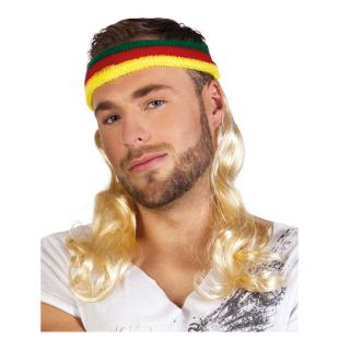 Stirnband mit Haaren, blond
