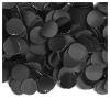 Konfetti 100 g, schwarz