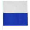 Fahne LU, Plastik, 20x20 cm