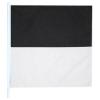 Fahne FR, Plastik, 20x20 cm