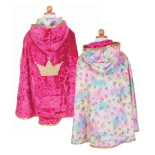 Umhang pink wendbar 5-6 J.