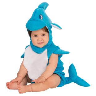 Delfin-Overall, 2-3 Jahre