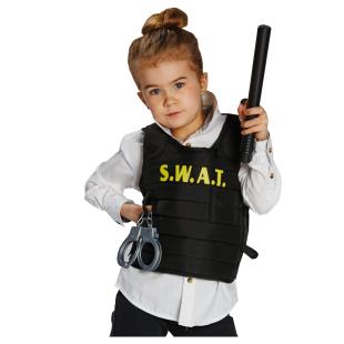 SWAT-Weste, 8-12 Jahre