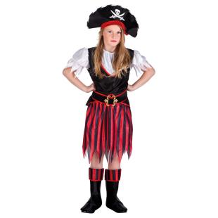Piratin Annie, 10-12 Jahre