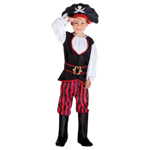 Pirat Tom, 4-6 Jahre