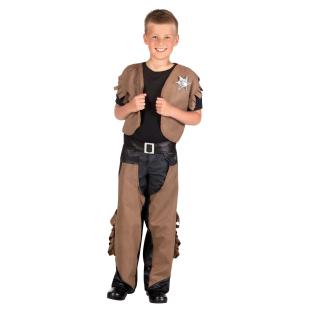 Cowboy Dustin, 7-9 Jahre