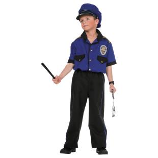 Polizist Boy Gr.152