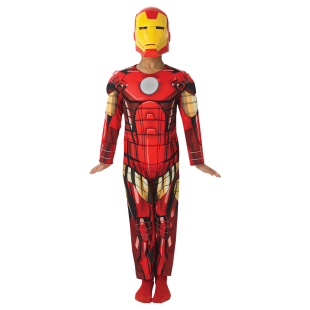 Iron Man Deluxe 5-6 Jahre