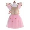 Kleid Schmetterling, 4-6 J.