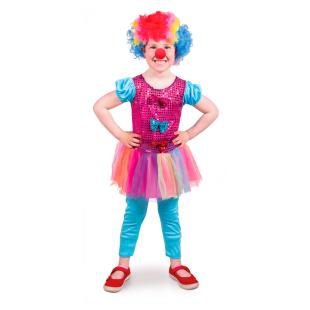 Clown-Mädchen, Gr.S