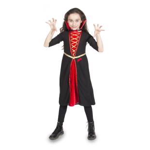 Vampirkleid Gr.S, 3-5 Jahre