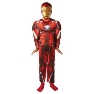 Iron Man, 7-8 Jahre