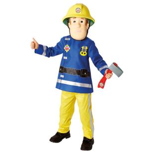 Fireman Sam Deluxe, 3-4 J.