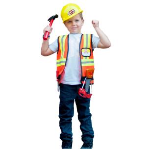 Bauarbeiter Set ab 3 Jahren