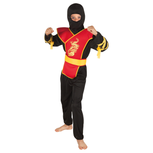 Ninja Master, 10-12 Jahre