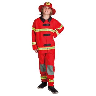 Feuerwehrmann, 7-9 Jahre