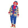 Clown Jacke, Gr.XL