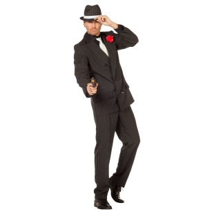 Gangster Anzug Gr.48