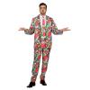 Pop Art Anzug, Gr.52