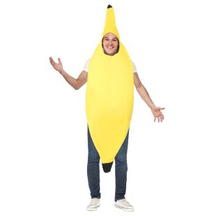 Kostüm Banane, one size