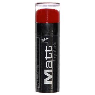 Lippenstift matt, rot