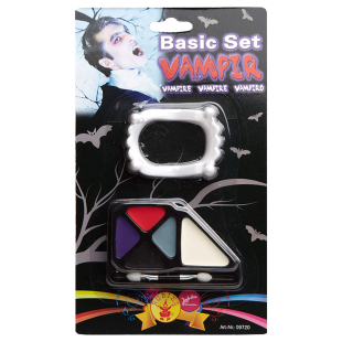 Schminkset Basic Vampir