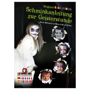 Schminkbuch Geisterstunde