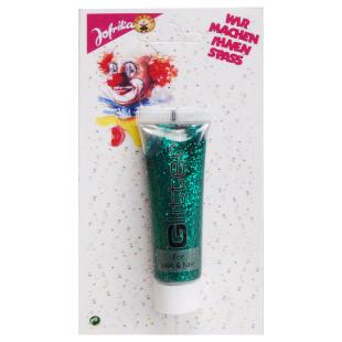 Glitter Make-up grün, SB