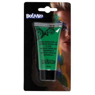 Make-Up Creme grün
