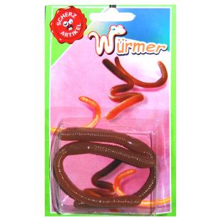Würmer 2 Stück