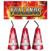 Vulkan-Set Vulcanos 3 Stück