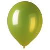 Ballon gelb, 12 Stück