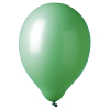Ballon grün, 12 Stück