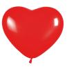 Ballon Herz rot, ø 30 cm