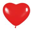 Ballon Herz rot, ø 41 cm