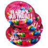 Pappteller Happy Birthday