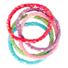 Armband-Set Rainbow, 5 Stück