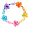 Armband Flower Rainbow