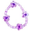 Armband Flower & Bead