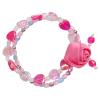 Armband Rose Sparkly