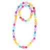 Armband u. Halskette Color-