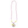 Halskette Colourful Flower