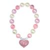 Halskette mit Herz