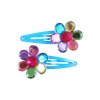 Haarclips Flower Gem