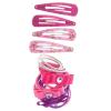 Haarclips und Gummis Click