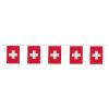 Girlande Flaggen Schweiz