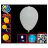 Ballon LED, uni weiss