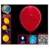 Ballon LED, uni rot