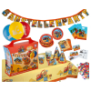 Party-Set Baustelle
